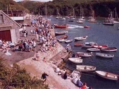 Regatta Day and Greasy Pole 1997